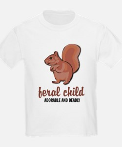 Cute Adhd squirrel T-Shirt