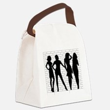 Unique Sexy wall Canvas Lunch Bag