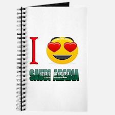 I love Saudi Arabia Journal