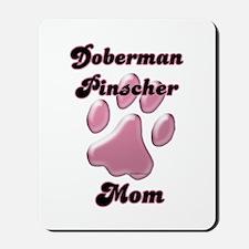 Dobie Mom3 Mousepad