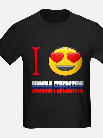I love Russian Federation T