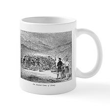 Ancient Game of Shinty Mug