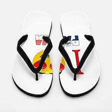 I love Panama Flip Flops