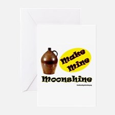 Make Mine Moonshine Greeting Cards (Pk of 10)