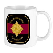 Scots Guards Sgt<BR> 325 mL Mug 2