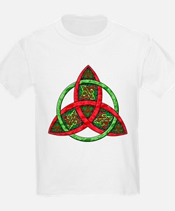 Celtic Holiday Knot T-Shirt