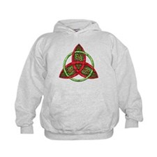 Celtic Holiday Knot Hoodie