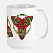 Celtic Holiday Knot Mug
