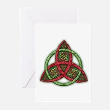 Celtic Holiday Knot Greeting Cards (Pk of 20)