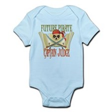 Captain Judge Infant Bodysuit