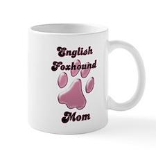 English Fox Mom3 Mug