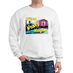 Official Nosey Neighbor Sweatshirt