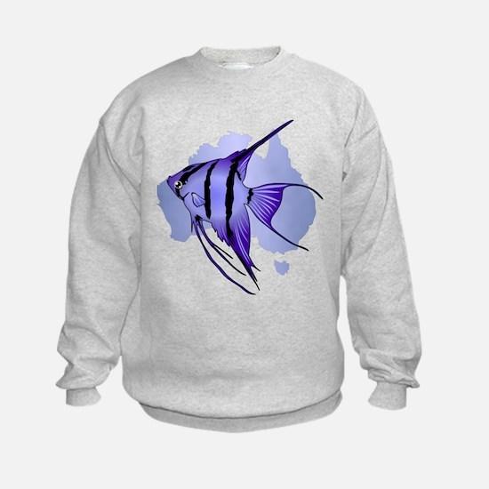 Australia -The Great Barrier Reef Sweatshirt