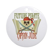 Captain Jude Ornament (Round)