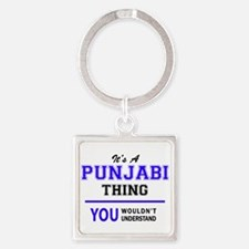 It's PUNJABI thing, you wouldn't underst Keychains