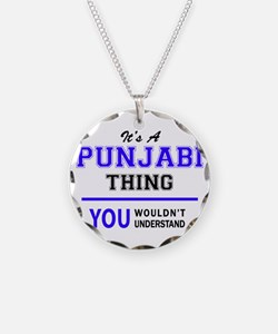 It's PUNJABI thing, you woul Necklace