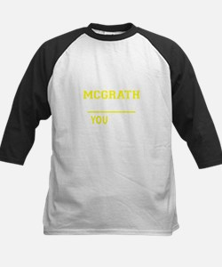 MCGRATH thing, you wouldn't unders Baseball Jersey