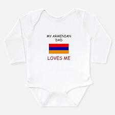 My ARMENIAN DAD Loves Me Body Suit