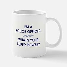 POLICE OFFICER Mugs