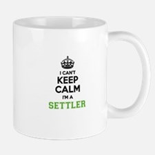 SETTLER I cant keeep calm Mugs