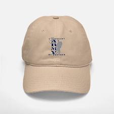 I Support My Bro 2 - ARMY Baseball Baseball Cap