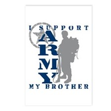 I Support My Bro 2 - ARMY Postcards (Package of 8