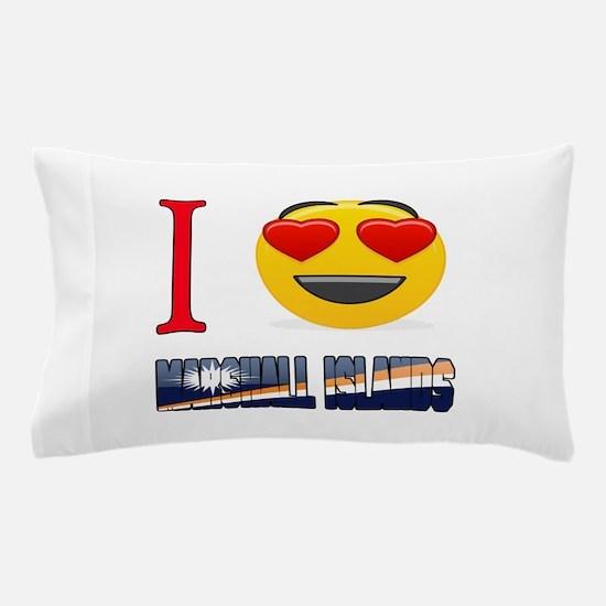 I love Marshall Islands Pillow Case