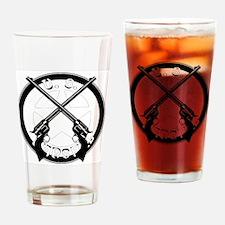 Funny Marshall Drinking Glass