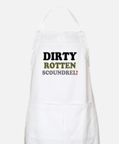 DIRTY ROTTEN SCOUNDREL - Apron