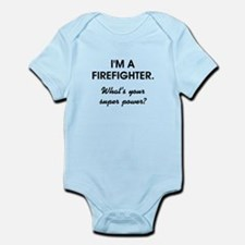 I'M A FIREFIGHTER Body Suit