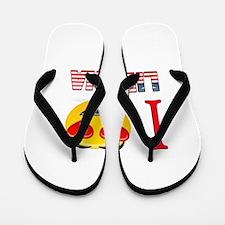I love Liberia Flip Flops