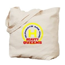 R.B.Queens round graphic Tote Bag