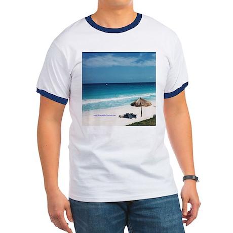 Remember Cancun Ringer T