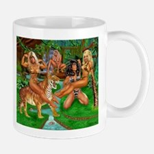 Rumble in the Jungle Mugs