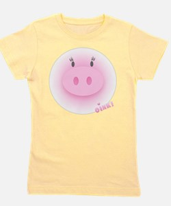 Funny I love pork Girl's Tee