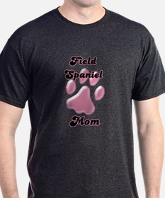 Field Spaniel Mom3 T-Shirt