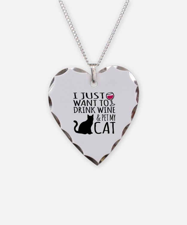 Cute Funny cat Necklace