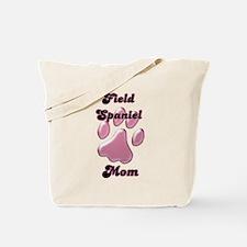 Field Spaniel Mom3 Tote Bag