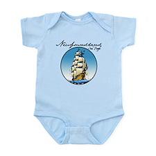 Newfoundland - Sea People Infant Bodysuit