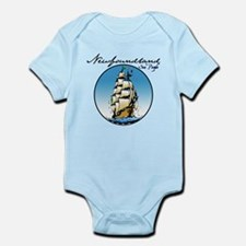 Newfoundland - Sea People Infant Bodysuit