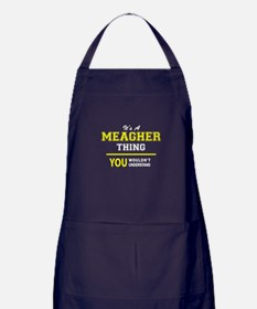 MEAGHER thing, you wouldn't understan Apron (dark)