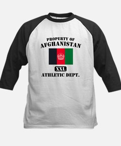 Property of Afghanistan Athle Tee