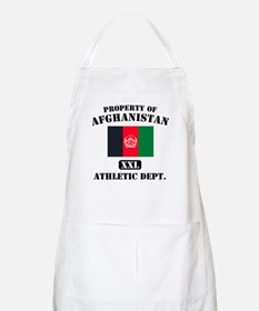 Property of Afghanistan Athle BBQ Apron
