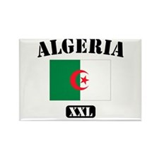 Property of Algeria Athletic Rectangle Magnet