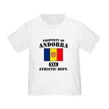 Property of Andora Athletic D T