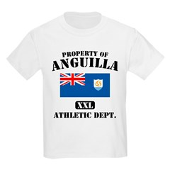 Property of Angola Athletic D T-Shirt