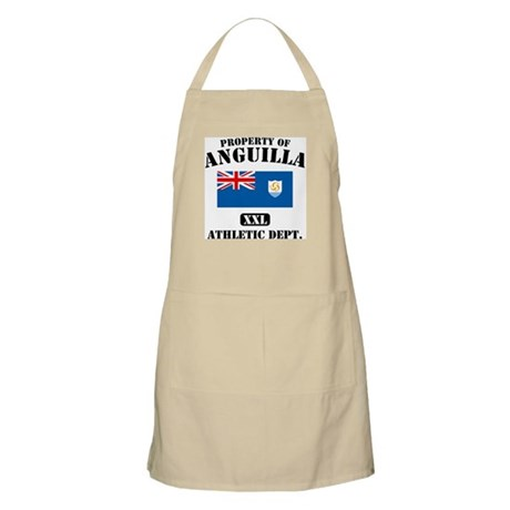 Property of Angola Athletic D BBQ Apron