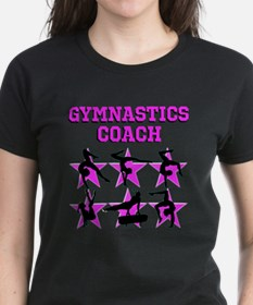 #1 GYMNAST COACH T-Shirt
