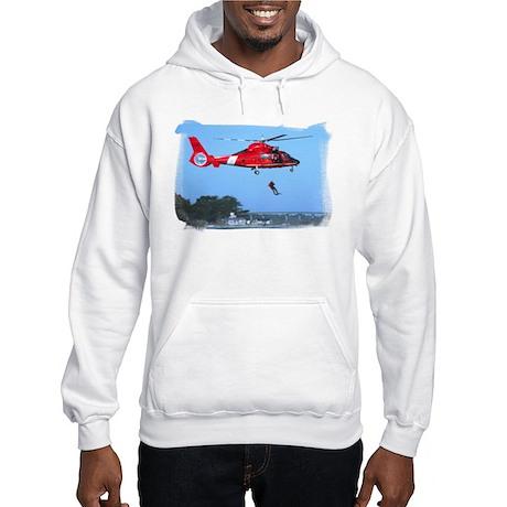 Coast Guard Chopper Hooded Sweatshirt