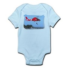 Coast Guard Chopper Infant Bodysuit